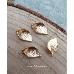 5 τεμ, 15 χλστ, Μεταλλικό Φύλλο, Χρυσό