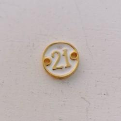 """1 τεμ, 12 χλστ, Γουρι """"21"""",..."""
