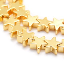 Αιματίτης, Αστέρι, Μη μαγνητικό, Χρυσό