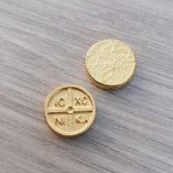 1 τεμ, 15 χλστ, Ορείχαλκος,...