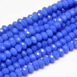 Πολύπλευρα Κρυσταλλάκια, Χάντρα, Μπλε