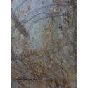 1μ, 0,8 χλστ πάχος, Μακραμέ Κερωμένο σχοινί, Μπεζ
