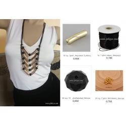 Black & Gold Details