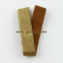 CCB Αλυσίδα, πλατίνέ χρώμα, 24x17x5.5mm