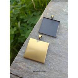 1 τεμ, Χρυσό Καστόνι Τετράγωνο