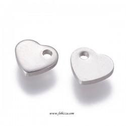 10 τεμ, 6x5 χλστ, 304 Ανοξείδωτο Ατσάλι, Καρδιά