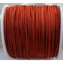100 μέτρ. ή 1 μετρ, 0.8 χλστ πάχος, Μακραμέ Κερωμένο Σχοινί σε Μπεζ