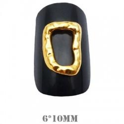 1 τεμ, 40x33 χλστ, Χειροποίητα Φουντάκια, Σχήμα Βεντάλια, Κρεμαστό, σε Μαύρο